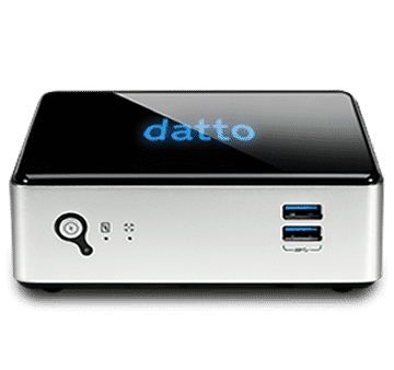 Datto backup device