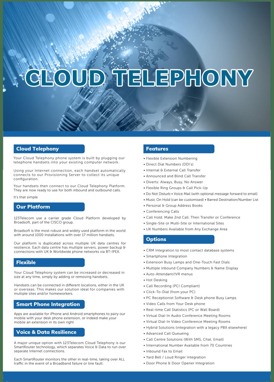 123line cloud-telephony