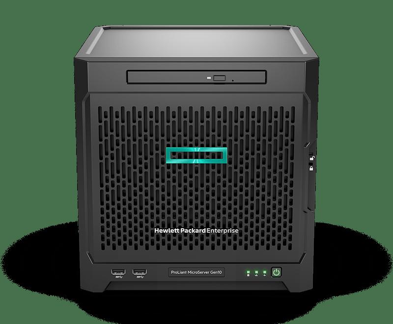 123Line Microserver Gen10